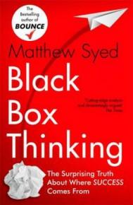 okładka Black Box Thinking