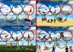 Olimpiada to utrudnienie dla brazylijskiej gospodarki