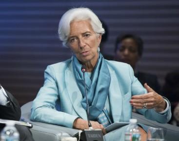 Christine Lagarde (fot. MFW)