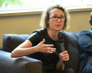 Natalia Hatalska, autorka raportu (Fot. EFNI)