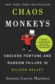 Chaos Monkeys okładka 440