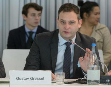 Gustav Gressel (CC By SA Heinrich-Bll-Stiftung)