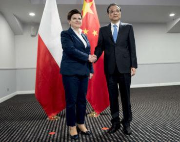 Premierzy Chin i Polski - Li Keqiang i Beata Szydło (CC0, fot. P.Tracz, KPRM)