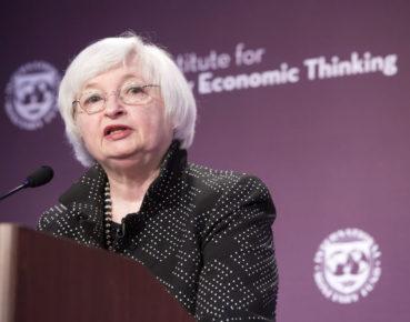 Janet Yellen, szefowa Fed.  (CC By NC ND IMF)