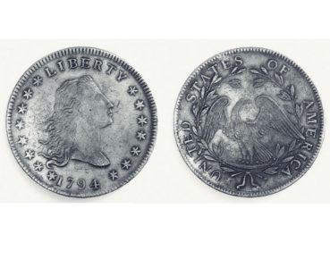 dolar 1794 rok (CC0 Pavlofox)