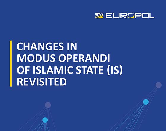 Europol o nowych trendach w terroryzmie