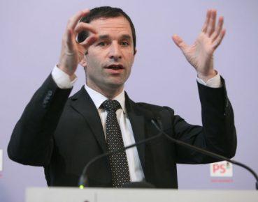 Benoit Hamon CC By NC ND Parti socialiste