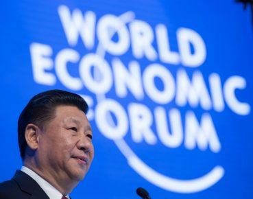 Davos Chiny CC WEF