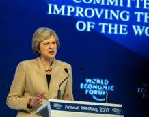 Davos: Wielka Brytania po Brexicie i prognozy George'a Sorosa