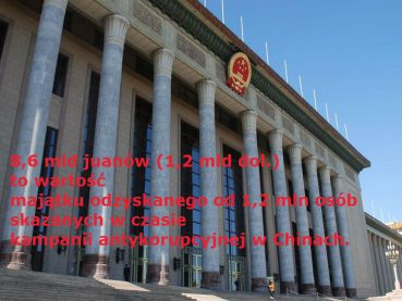 Gmach Wielkiej Hali Ludowej w Pekinie tam odbędzie się XIX Zjazd KPCh fot AK