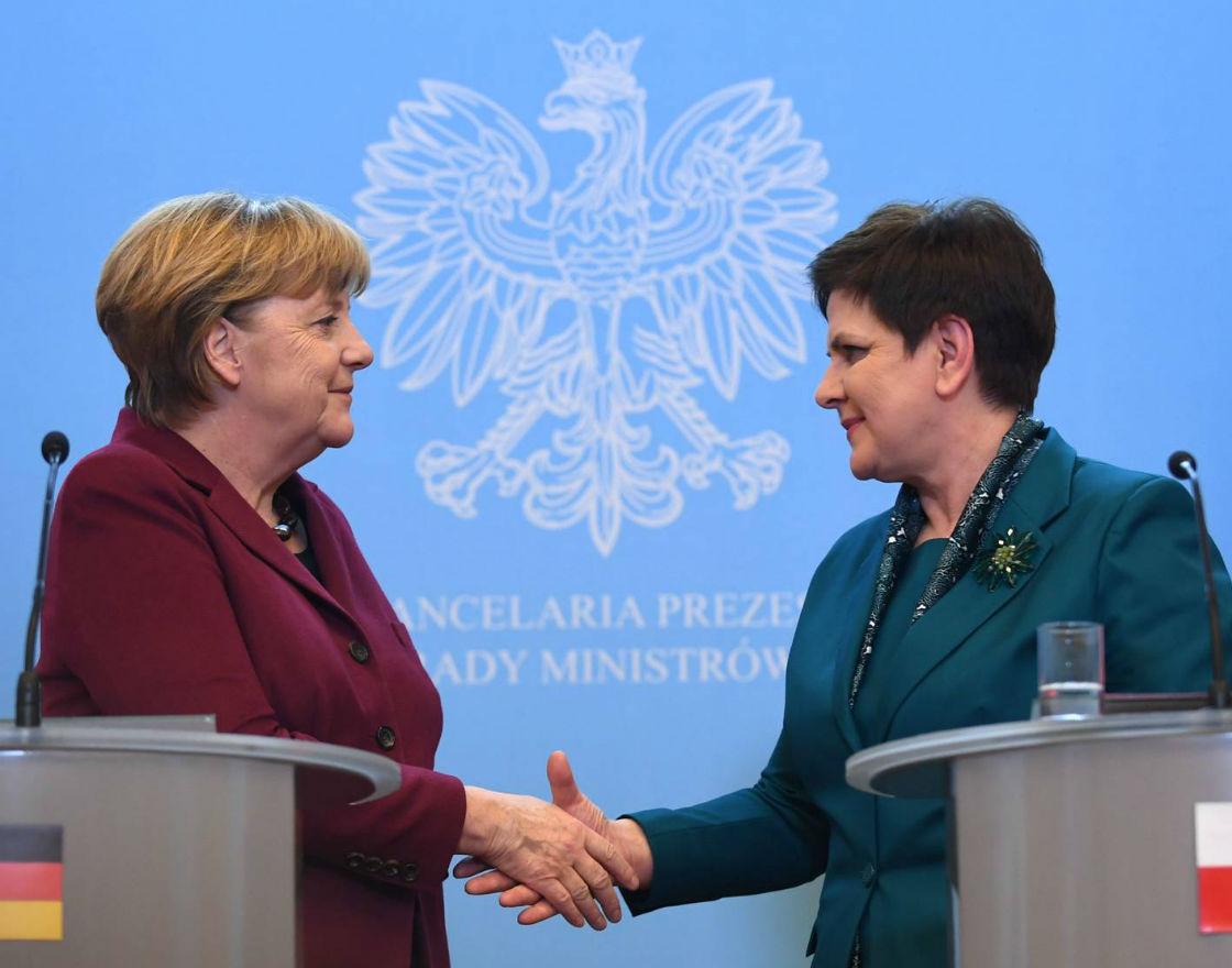 Wymiana handlowa między Polską a Niemcami na rekordowym poziomie