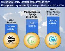 Ryzyko klimatyczne zmieni rynek instytucji finansowych