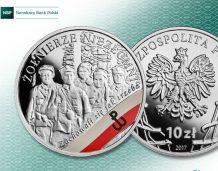 Historyczne monety kolekcjonerskie NBP