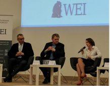 Polska umiarkowanie wolna gospodarczo