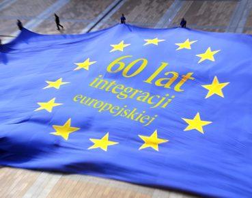 60 lat EU integracja europejska
