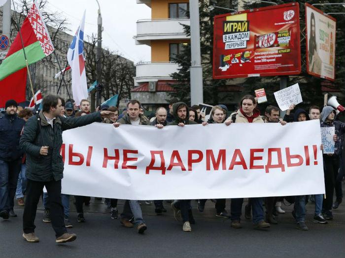 Białoruskie władze udają, że nie ma bezrobocia