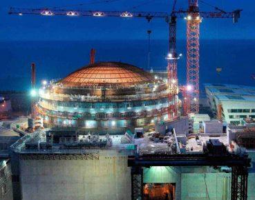 Elektrownia atomowa EDF Group w Wielkiej Brytanii. (Fot. materiały prasowe EDF)