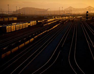 kolej tory CC BY-NC Thomas Hawk