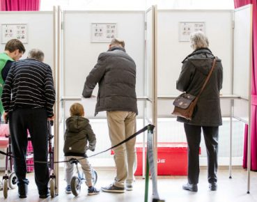 pap Holandia wybory