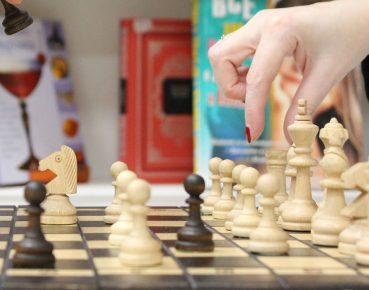 szachy CC0 chess