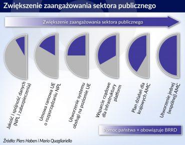 zwiekszenie zaangazowania sektora publicznego