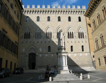 Włoskie kredyty nieregularne mogą zaszkodzić unii bankowej