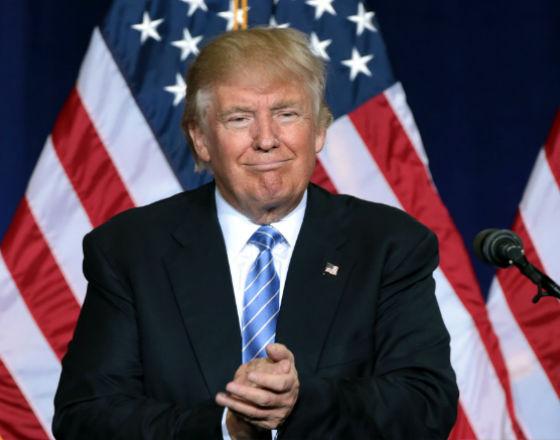 100 dni Donalda Trumpa