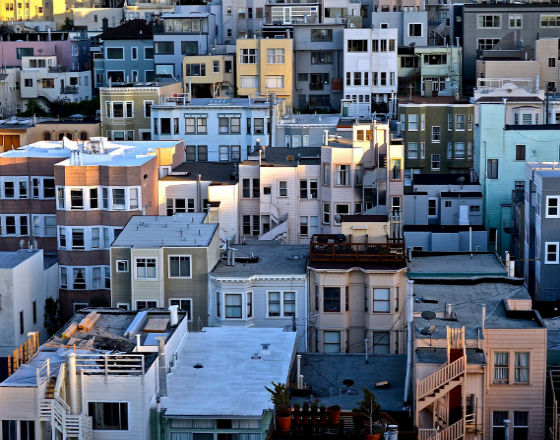 ESRB ostrzega przed ryzykiem na rynku nieruchomości