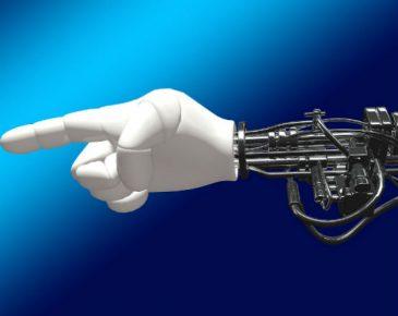robot technologie automat