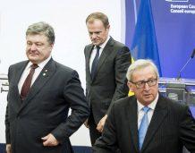 Ukraina musi grać w dwa ognie