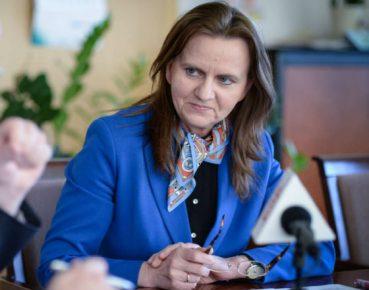 Gertruda Uscinska PAP