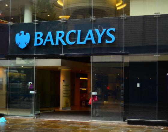Były szef Barclays oskarżony o machinacje podczas obrony banku przed kryzysem