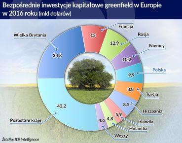 Polska potrzebuje zagranicznego kapitału