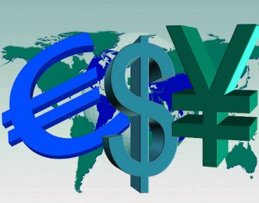 jen dolar euro waluty CC0
