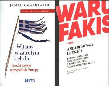 okladki Galbraith Warufakis