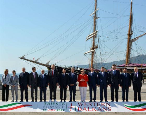 Unia promuje Regionalny Obszar Gospodarczy na Bałkanach