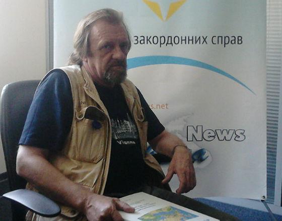 Andrij Klymenko: Sankcje to wszystko, co mamy