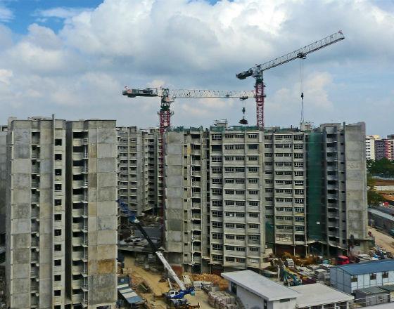 Pęcznieją bańki na rynkach mieszkaniowych