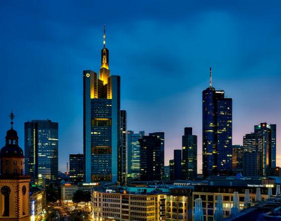 Frankfurt może zostać największym beneficjentem Brexitu