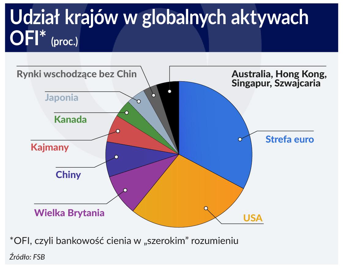 Mapa ryzyka bankowości cienia