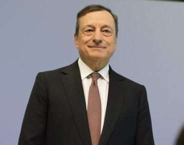Mario Draghi (CC BY-NC-ND European Central Bank)