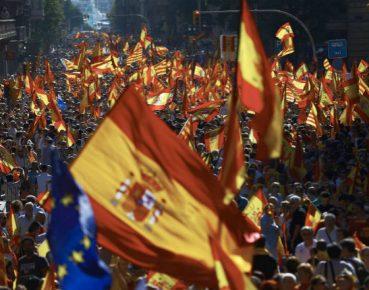 Kryzys kataloński zagrożeniem dla wzrostu gospodarczego Hiszpanii