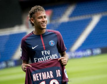 Neymar (CC BY-SA 2.0 Antoine Dellenbach)