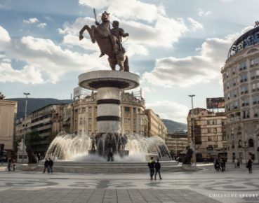 skopje macedonia (CC BY-SA 2.0 Guillaume Speurt)
