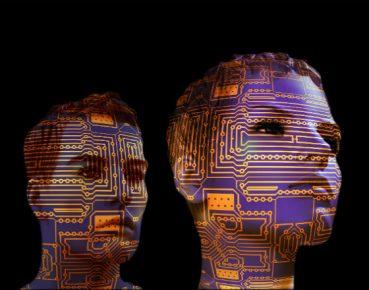 sztuczna inteligencja (CC0 pixabay, geralt)
