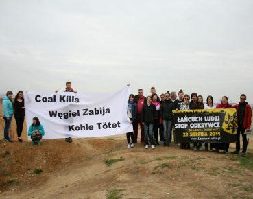 wegiel protest RWE CC By Greenpeace Polska