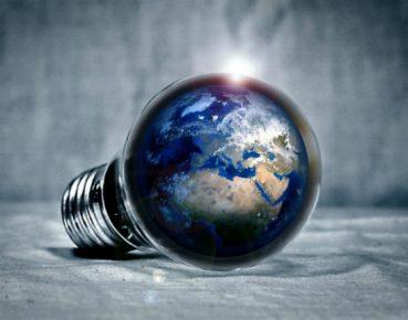 zarowka ziemia energia