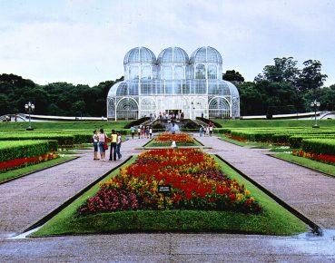 Kurytyba Brazylia ogrod botaniczny CC By Jeff Belmonte