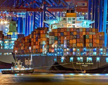 handel kontenerowiec Niemcy CC0 Pixabay