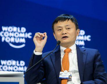 Jack Ma CC By NC SA World Economic Forum